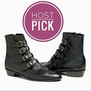 👢HP👢 Modern Vice The Jett Last Buckle Boots